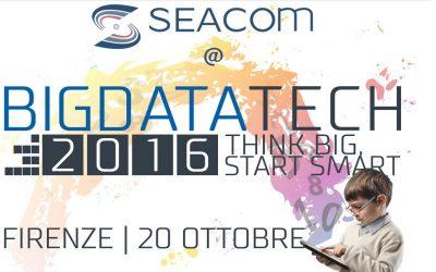 Seacom @ BigData Tech 2016