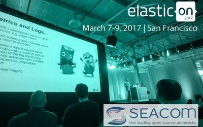 Seacom @Elastic{ON} 2017