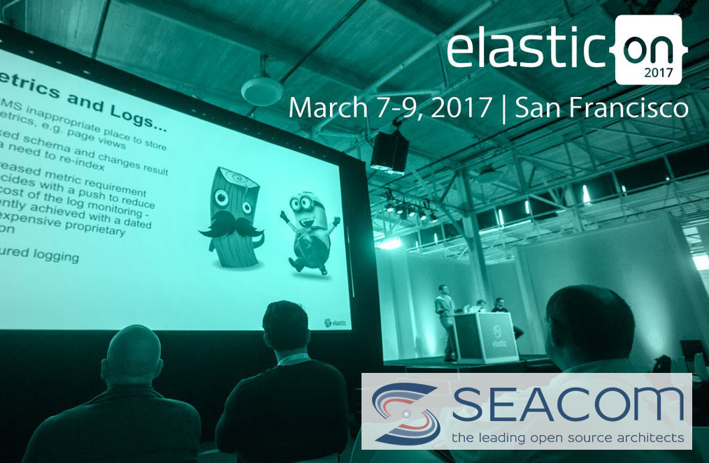 Seacom @Elastic{ON} 2017