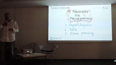 Meetup aperitech: presentazione confluent