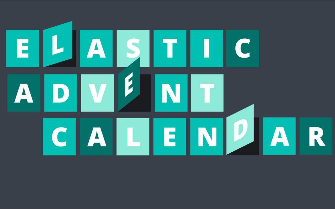 Elastic Advent Calendar Day #4 – Advanced Java Client REST