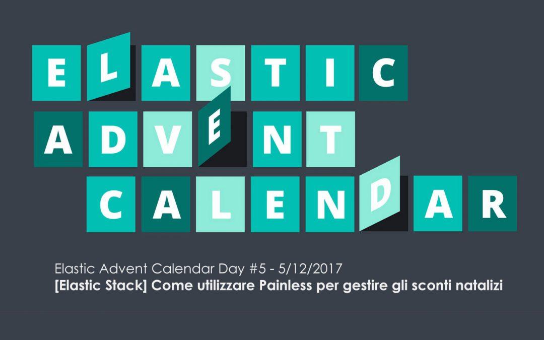 Elastic Advent Calendar Day #5 – Come utilizzare Painless per gestire gli sconti natalizi