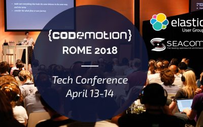 Seacom @codemotion 2018!
