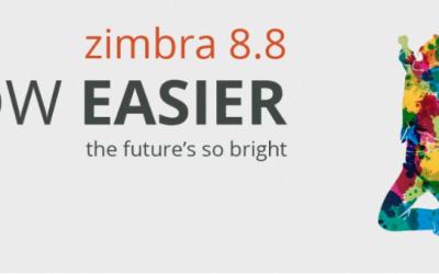 Zimbra 8.8.8! Scopriamo la nuova release