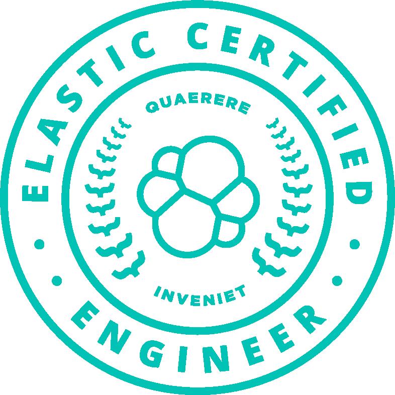 logo esame certificazione elastic