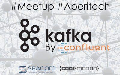Meetup AperiTech Apache Kafka Roma 16 settembre