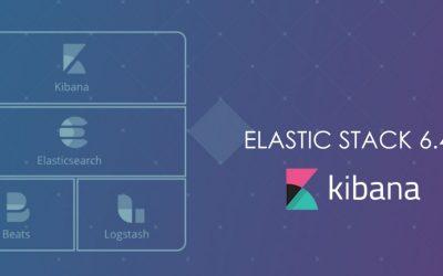 Kibana 6.4.0: le funzionalità per la nuova versione di Elastic Stack