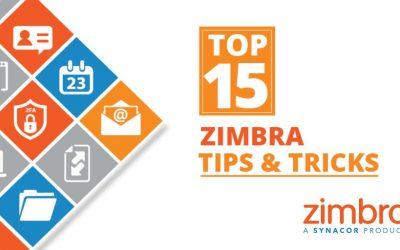 Gestione minicalendario e creazione di un elenco di distribuzione Zimbra