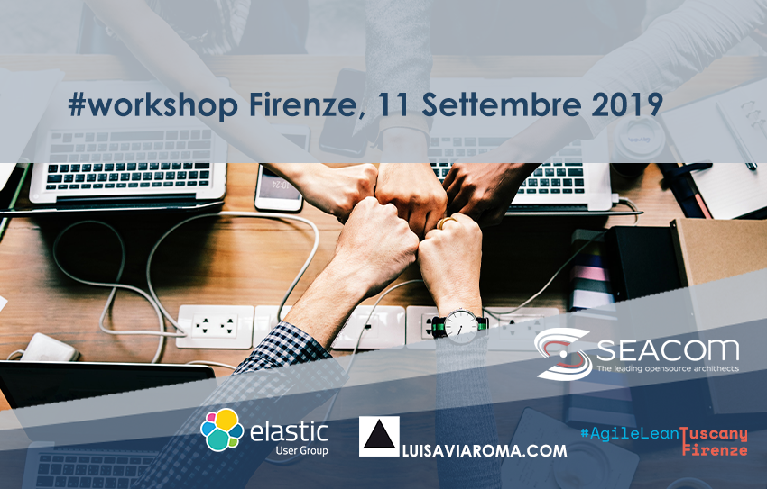 Workshop Refactory Elasticsearch 11 settembre a Firenze