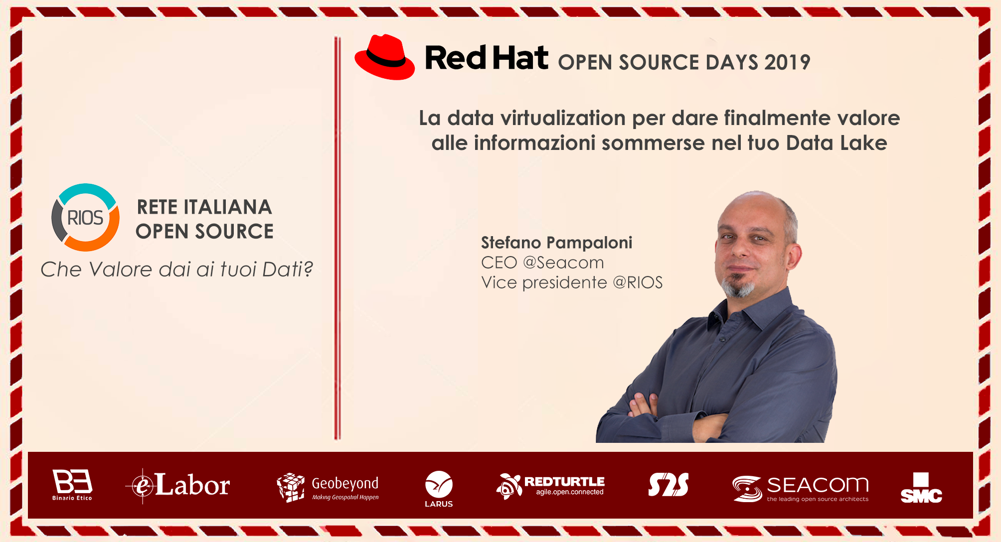 RedHat 2019: data virtualization