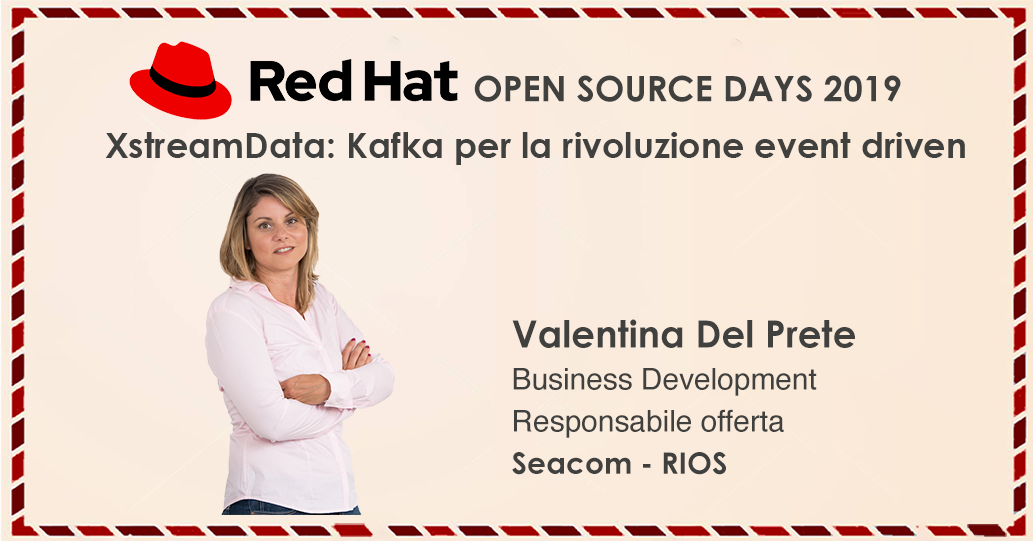 Xstream Data: kafka per la rivoluzione Event Driven