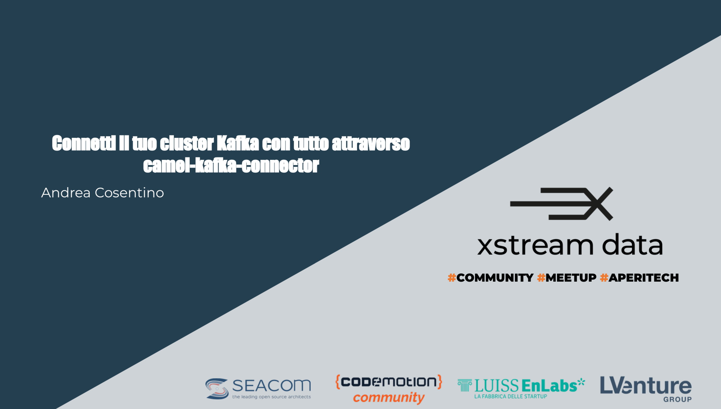 Workshop Xstream Data 26-02