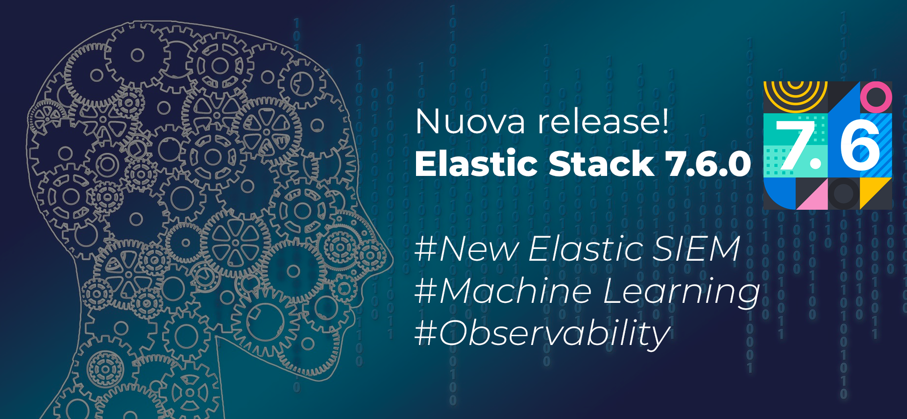 Elastic Stack 7.6.0: sicurezza, observability e machine learning