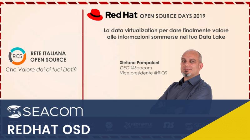 RedHat 2019: data virtualization
