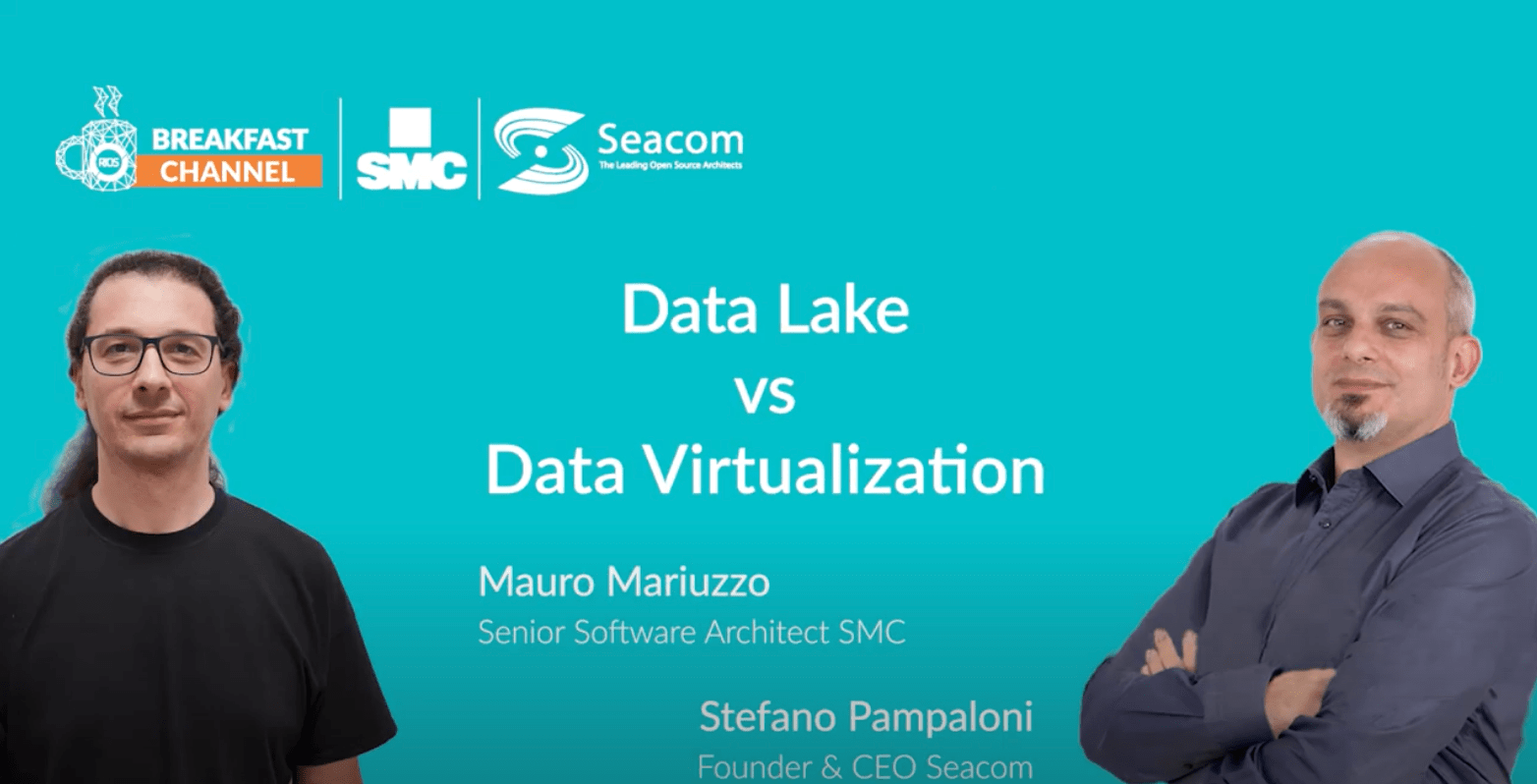 Breakfast Channel – Data Lake vs Data Virtualization?
