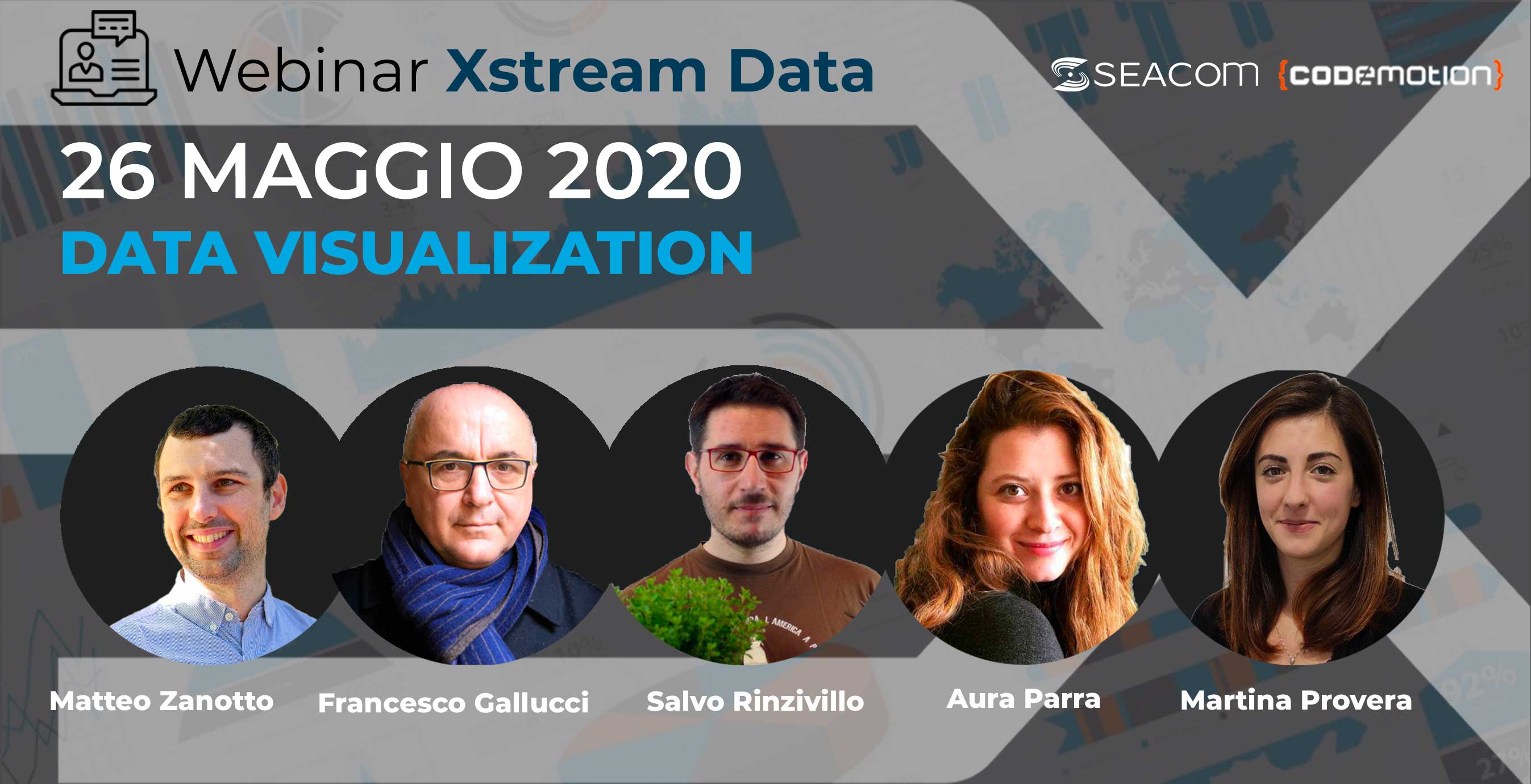 Webinar XStream Data – Data Visualization