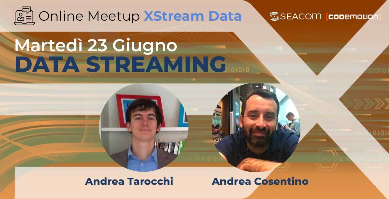 Webinar XStream Data – Data Streaming