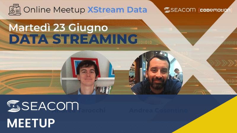 Webinar XStream Data – Data Streaming