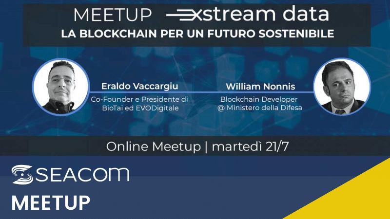 Meetup Xstream Data 23-7-2020-Blockchain