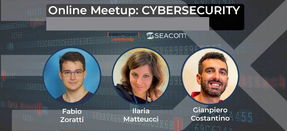 Meetup Xstream Data 29-9-2020-Cybersecurity