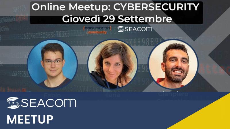 Meetup Xstream Data 29-9-2020-Cybersecurity