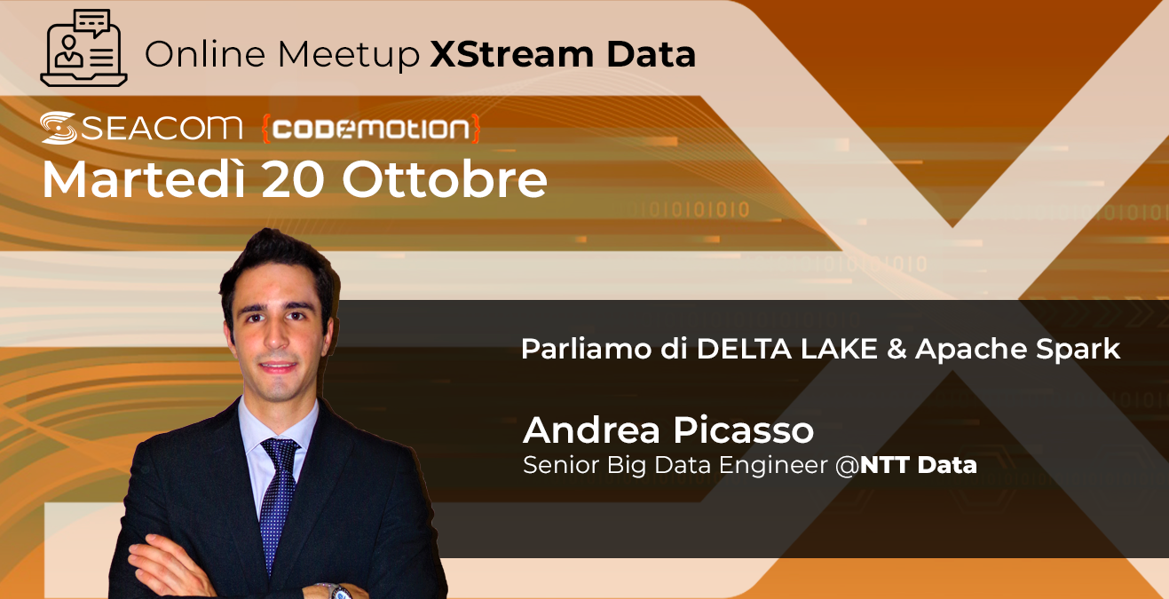 Meetup Xstream Data 20-10-2020-DeltaLake