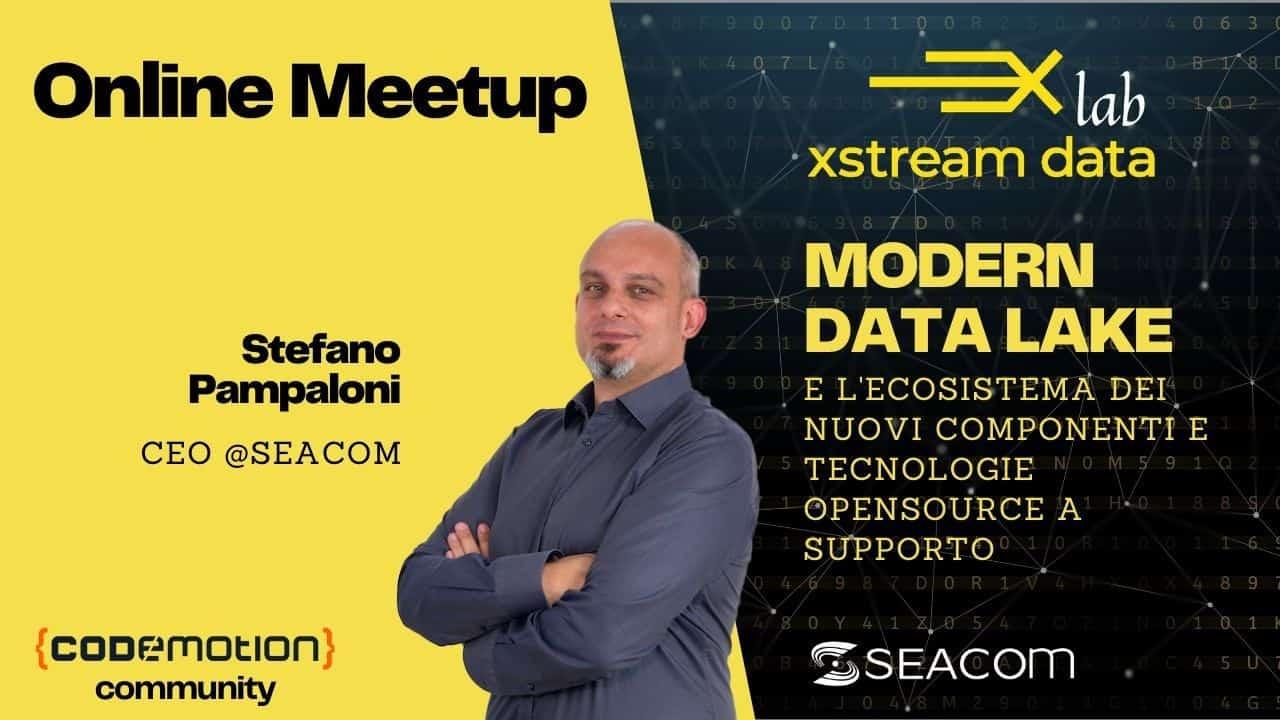 Xstream Data Lab – Modern Data Architecture
